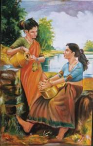 indian_women_handmade_paintings_