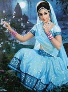 Indian_women_paintings_4